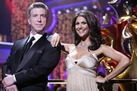Image: Tom Bergeron, Samantha Harris
