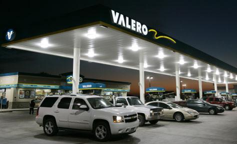 Image: Valero station