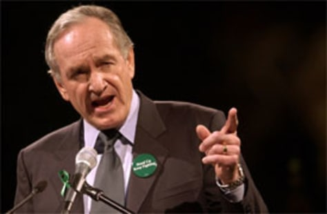 U.S. Senator Paul Wellstone Memorial Service