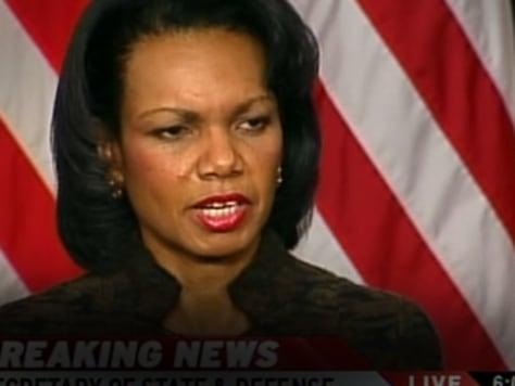 Sec. of State Condoleeza Rice
