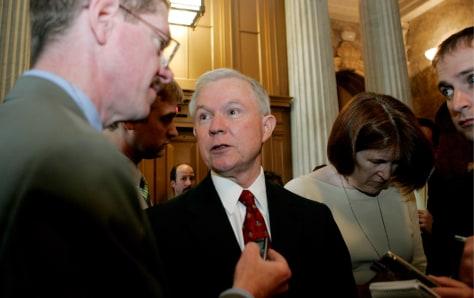 IMAGE: Sen.Jeff Sessions, R-Ala.
