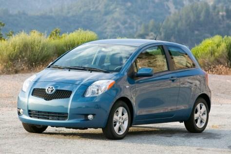 Image: 2007 Toyota Yaris