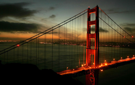 Image: San Francisco, Golden Gate Bridge