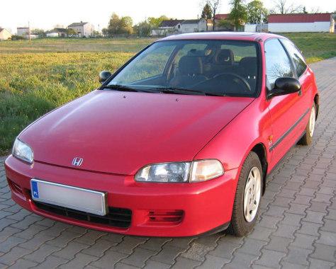 Image: 1995 Honda Civic