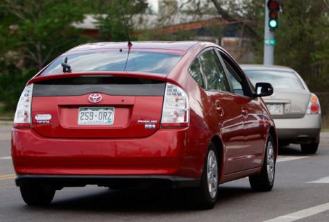 Image: 2008 Toyota Prius