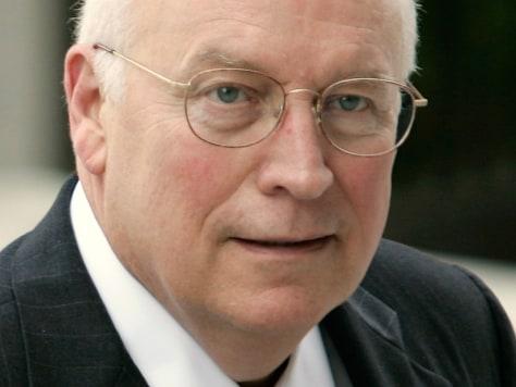 Image: Cheney