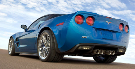 Image: Chevy Corvette