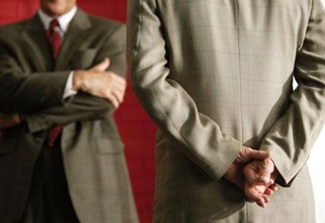 Image: Businessmen