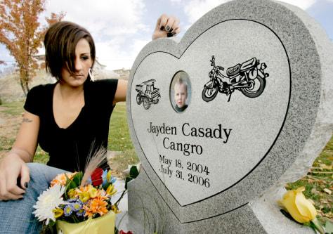 Jayden Cangro, Carly Moore