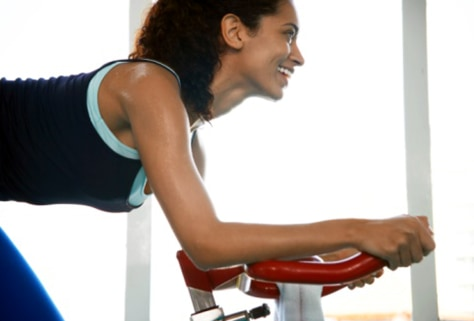 working out don't sweat how much you perspire  health