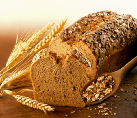 Image: whole grain bread