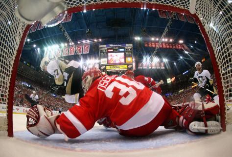 Image: Stanley Cup finals