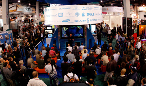 Image: Consumer Electronics Show in Las Vegas