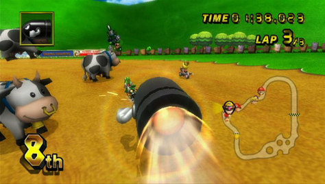 Image: Mario Kart