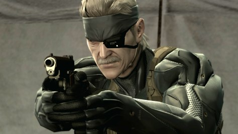 Image: Metal Gear Solid 4