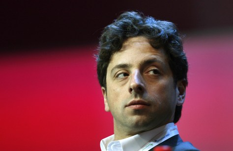 Image: Google co-founder Sergey Brin