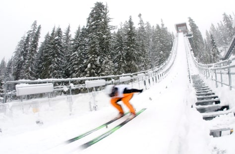 Image: Whistler Olympic Park