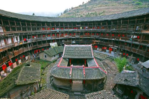 Image: Fujian Tulou