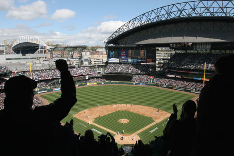 Image: Safeco Field