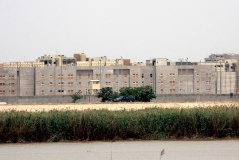 Image: U.S. Embassy in Baghdad