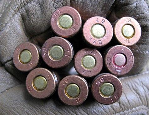 Image: bullets