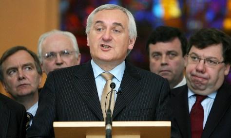 Image:Irish Prime Minister Bertie Ahern