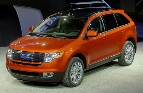Image: Ford Edge