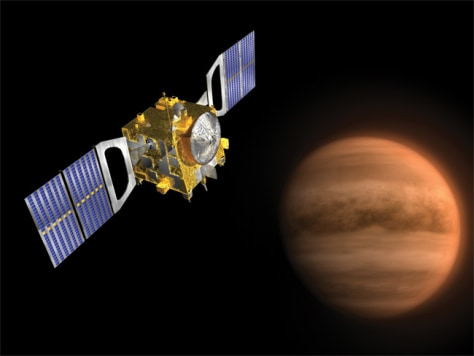 Image: European Space Agency's Venus Express