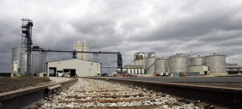 Image: Biofuel refinery