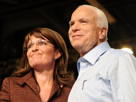 Image: Palin and McCain