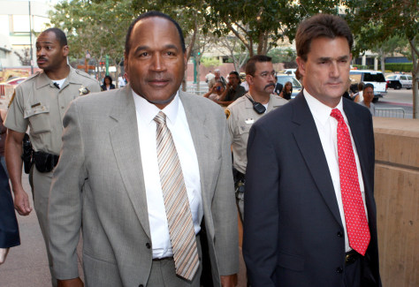 Image: OJ Simpson Trial Begins In Las Vegas
