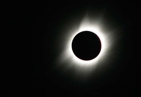 Image: The March 29, 2006 eclipse seen from Accra, Ghana