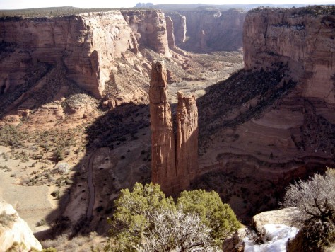 Image: Canyon de Chelly National Monument
