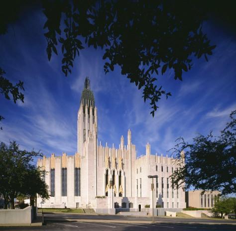 Image: Boston Avenue Methodist Church in Tulsa, Okla.