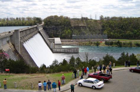 Image: Bull Shoals Dam