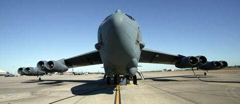 Image: B-52 bomber