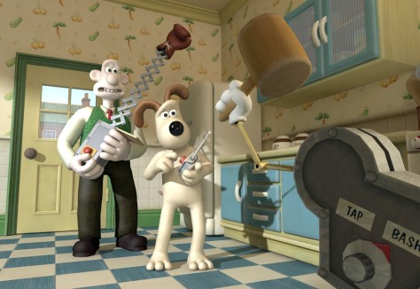 Image: Wallace & Gromit