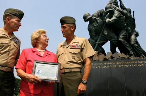 Image: Iwo Jima citizenship