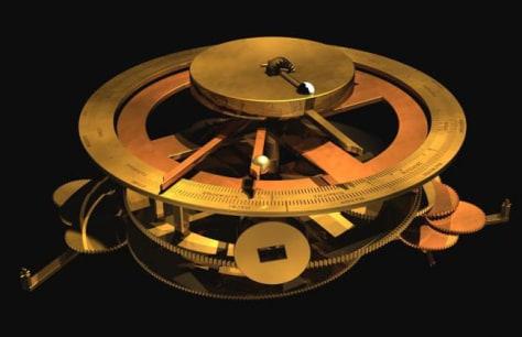 Image: Antikythera Mechanism