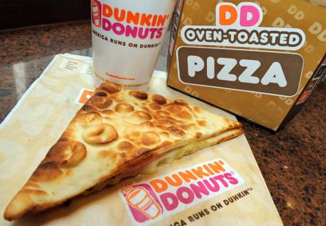 Image: New Dunkin' Donuts menu items