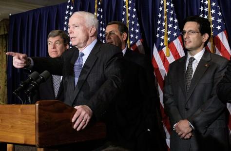 Image: Jonn McCain, Eric Cantor