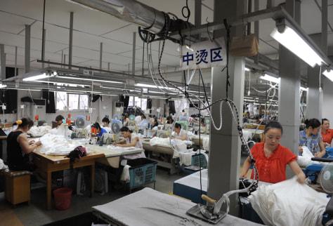 Image: China plant