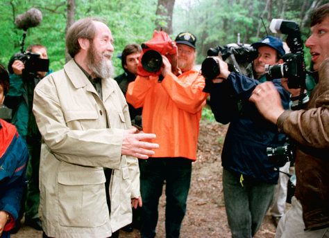Image: Alexander Solzhenitsyn