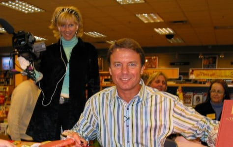 Image: Edwards and Rielle Hunter