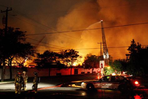 WILSON FIRE