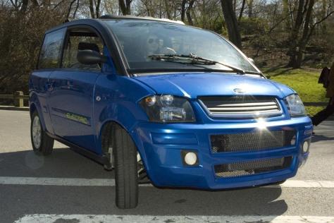 Image: Zen Electric Car