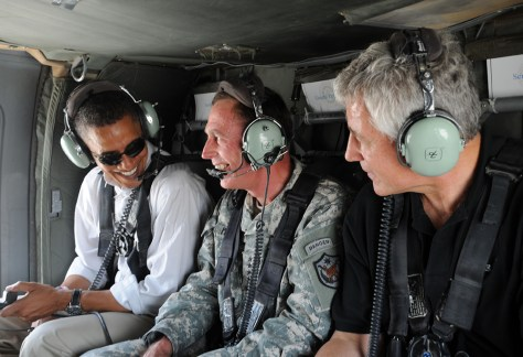 Image: Barack Obama, David Petraeus, Chuck Hagel