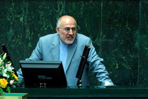 Image: Iranian minister Kordan