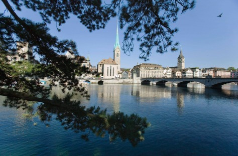 Image: Zurich, Switzerland