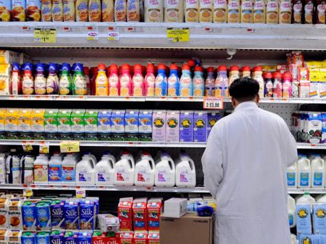 Image: Food labels